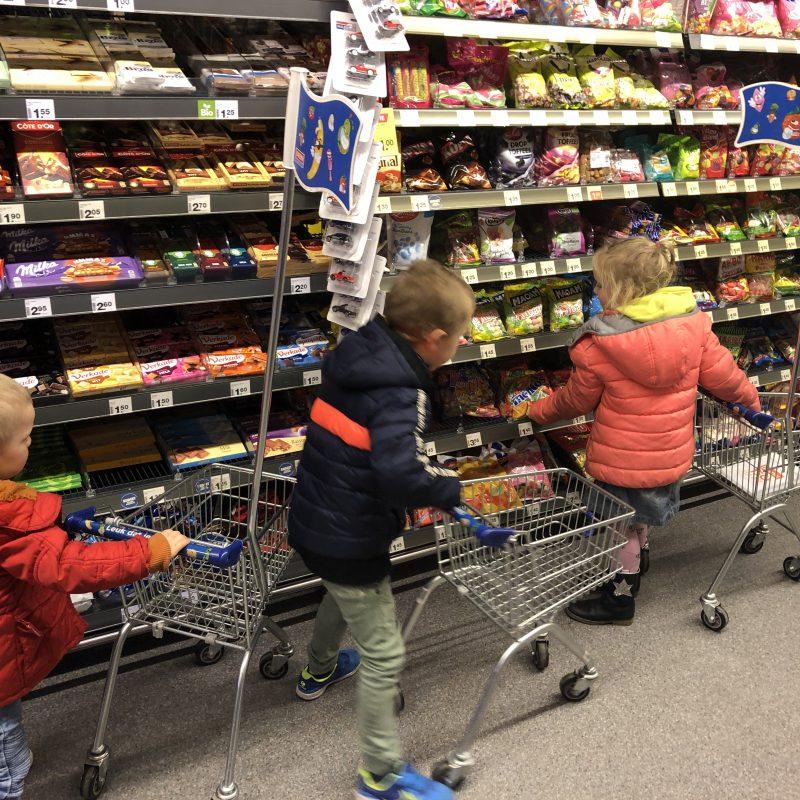 Help! Hoe overleef je de supermarkt met kids?