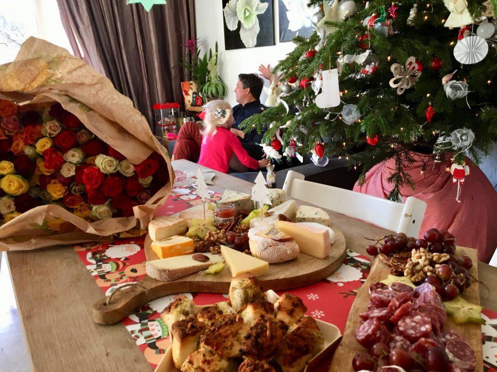 afvallen met kerst, kerstkaart, kerst, driekoningen, kerstboom