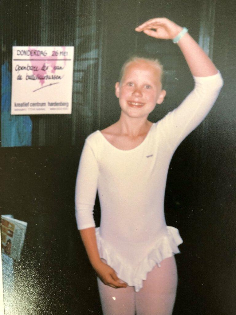 ballet sporten, leren