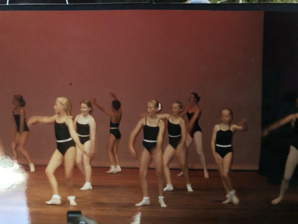ballet sporten