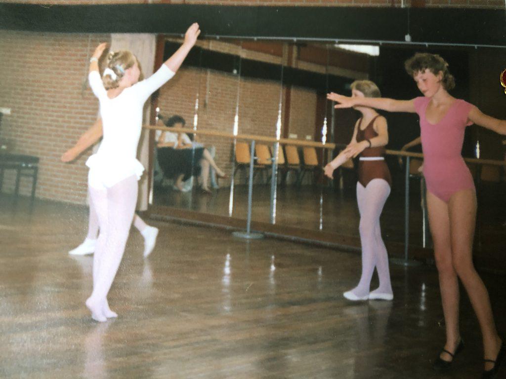 sporten ballet