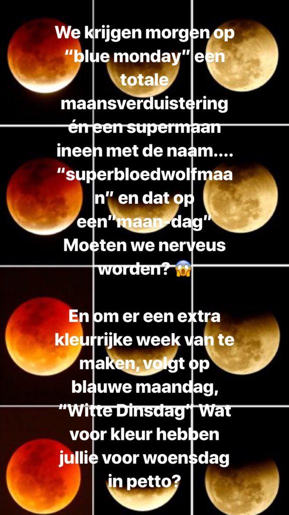 bloedwolfmaan maand