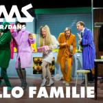 HALLO FAMILIE: een wonderlijke, warme familievoorstelling