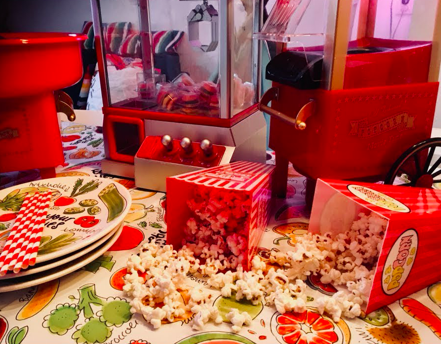 Popcorn dag vieren we in stijl op 19 januari, ploppen maar