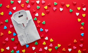 hemdvoorhemd valentijn blouse