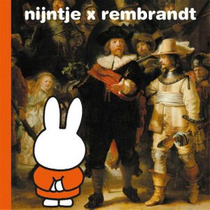 nijntje, Miffy, Mercis