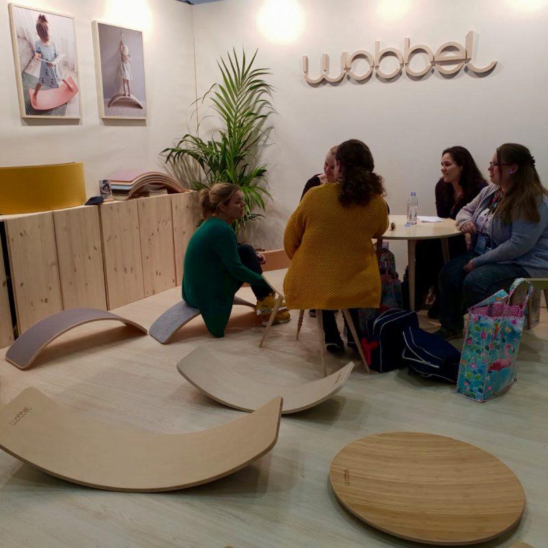 De Wobbel 'speelplank' verovert de wereld en de harten van ouders en kinderen
