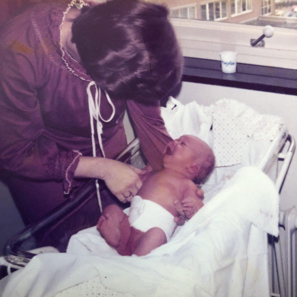 vernoemen, baby mama vermijden bij baby's