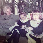 Ode aan mijn oma! Afscheid nemen bestaat niet…je blijft voor altijd in ons hart