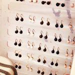 Godina keramieke oorbellen