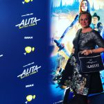 "We zijn ""Battle ready"" aanwezig op de première van Alita: Battle Angel in IMAX 3D"