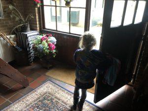 voordeur oma