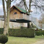 Vader-zoon- boomhut weekend in Kampeerbos De Simonshoek…je kunt de boom in! Papa Kay vertelt…