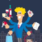 Een dag uit het leven van een 'Property manager en Conciërge' in Amsterdam