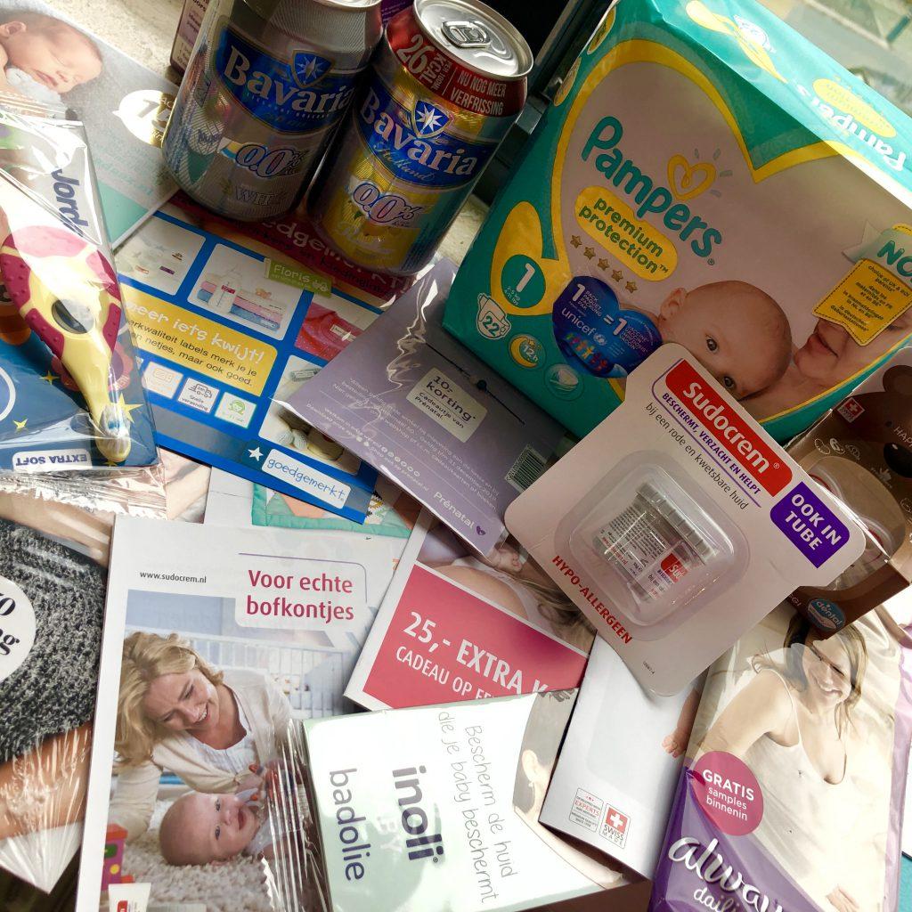 zwangerschapsbox, babybox
