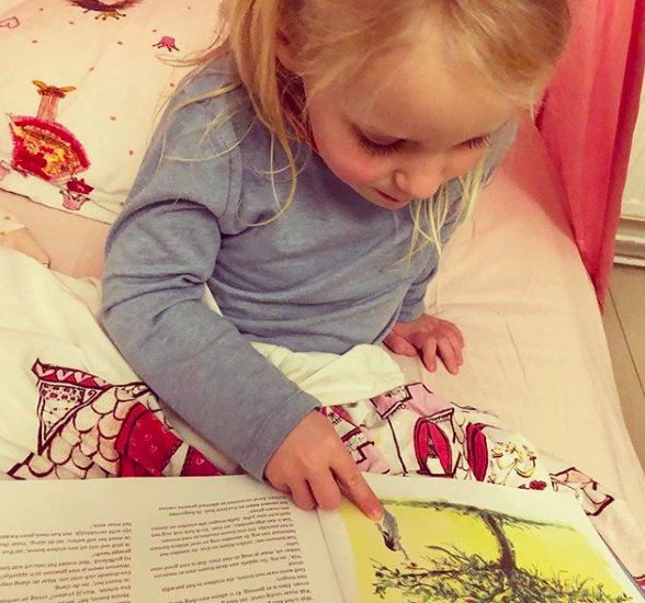 De kinderbijbel 'Bijbel voor kinderen' is een favoriet voorleesboek