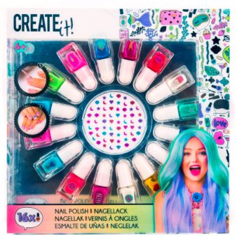creat it! kindermake-up