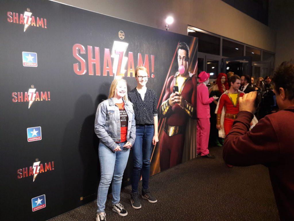 Shazam, superhelden, held