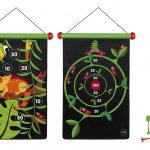 De aantrekkingskracht van een magnetisch dartbord
