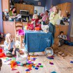 moederschap taken verdelen huishouden