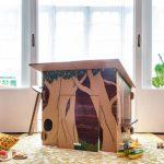 """Hutten bouwen met """"Van Hut naar her"""""""