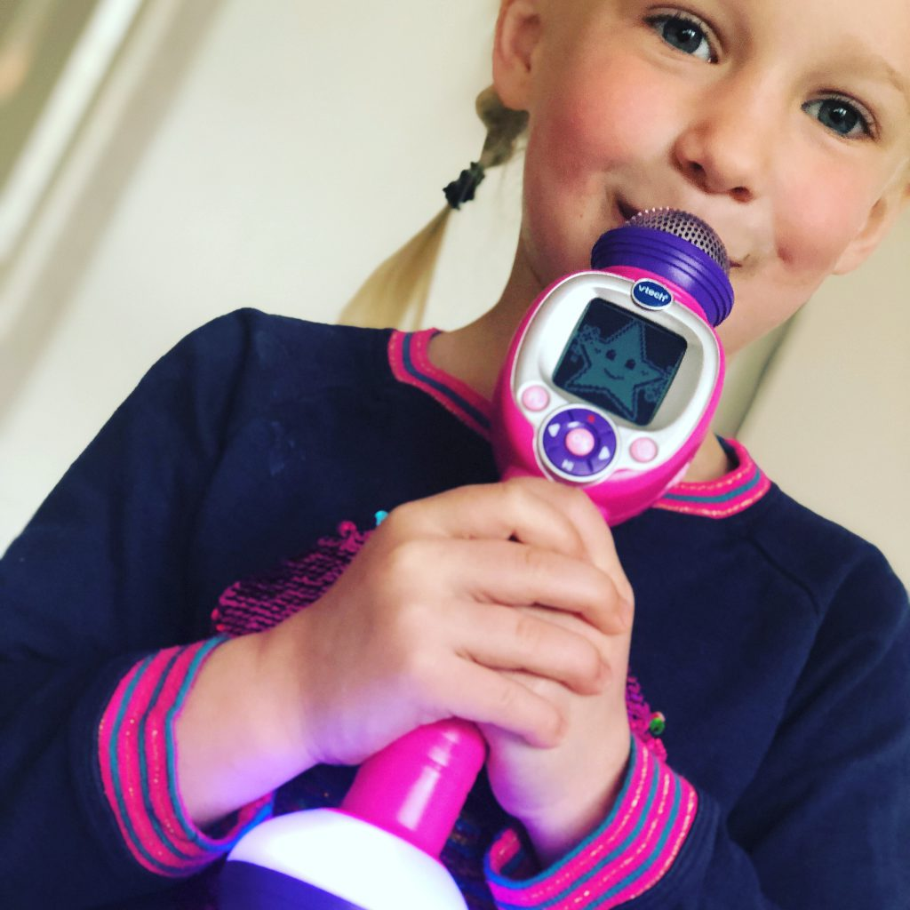 Kidi Super Star Move microfoon