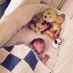 veilig slapen baby wiegje