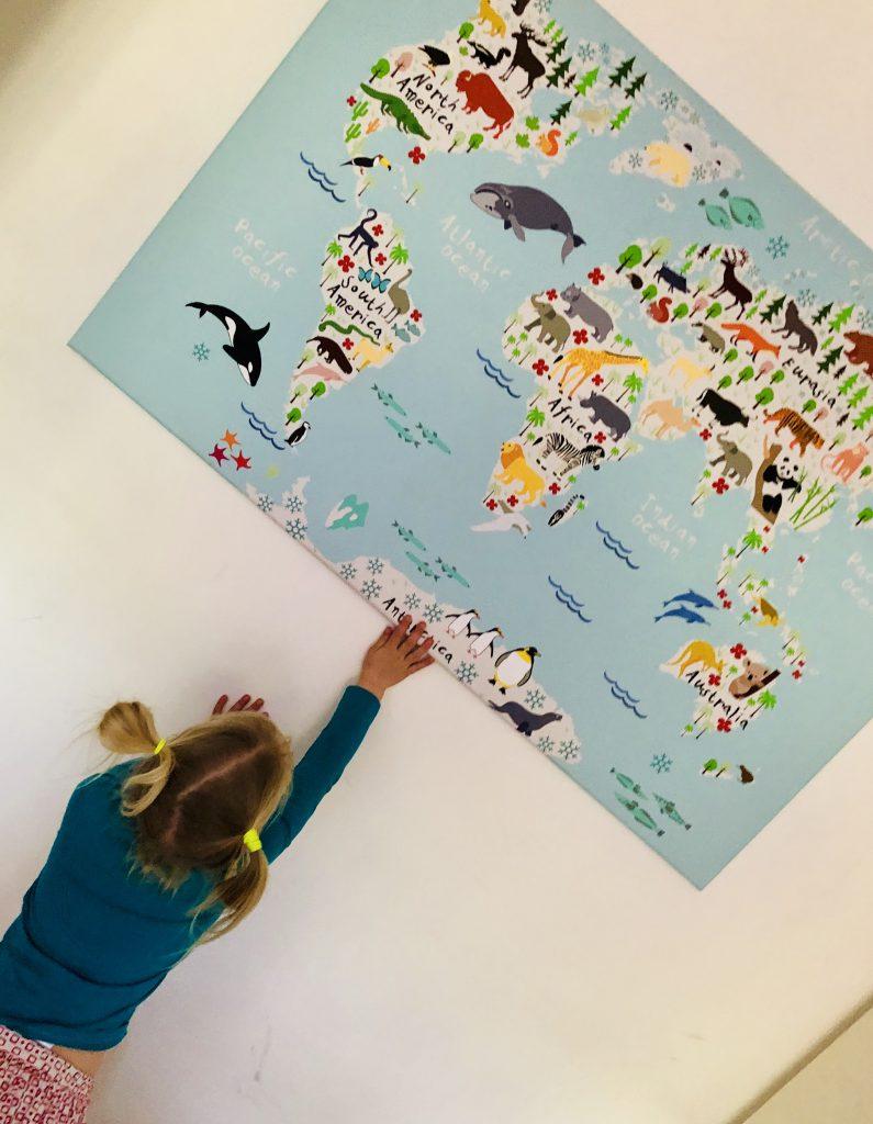 record, wereldkaarten, wereldkaart
