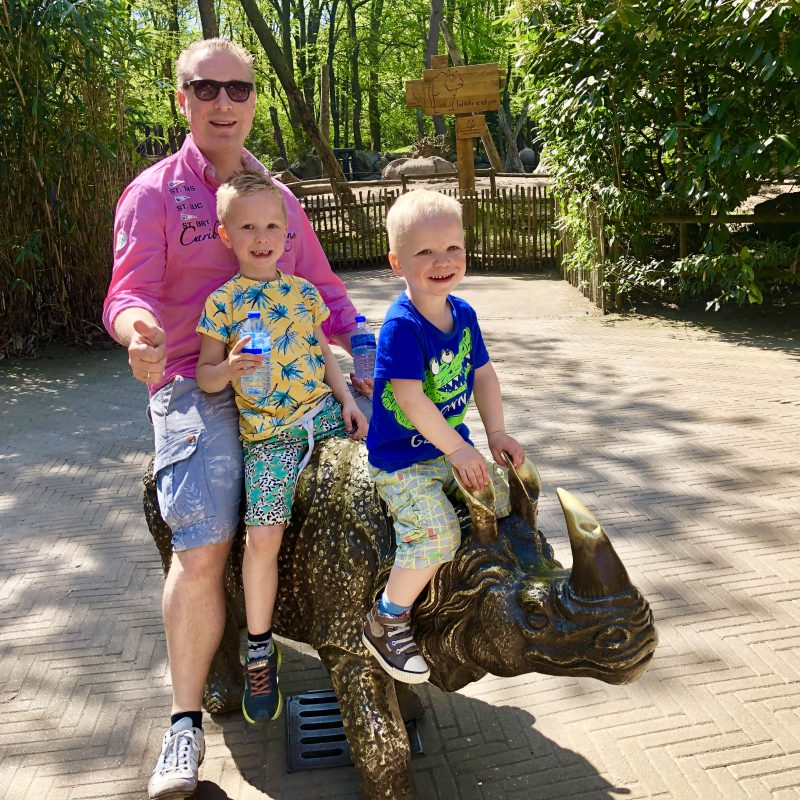 In dierenpark Amersfoort maken we kennis met het boerenleven