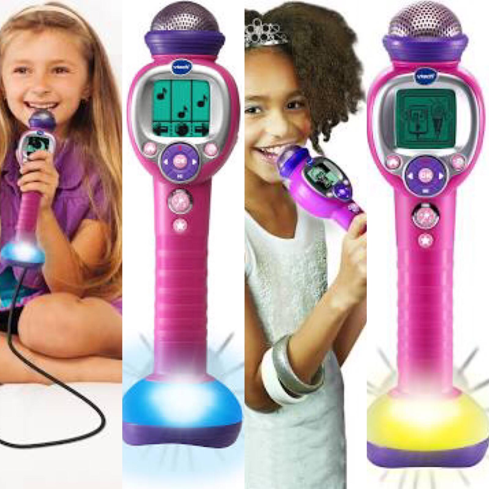 VTech Kidi SuperStar microfoon