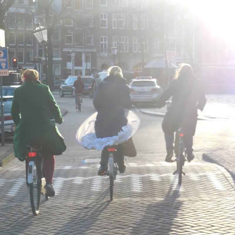 Fietsen voor de fun! Waarom zou je de fiets pakken?