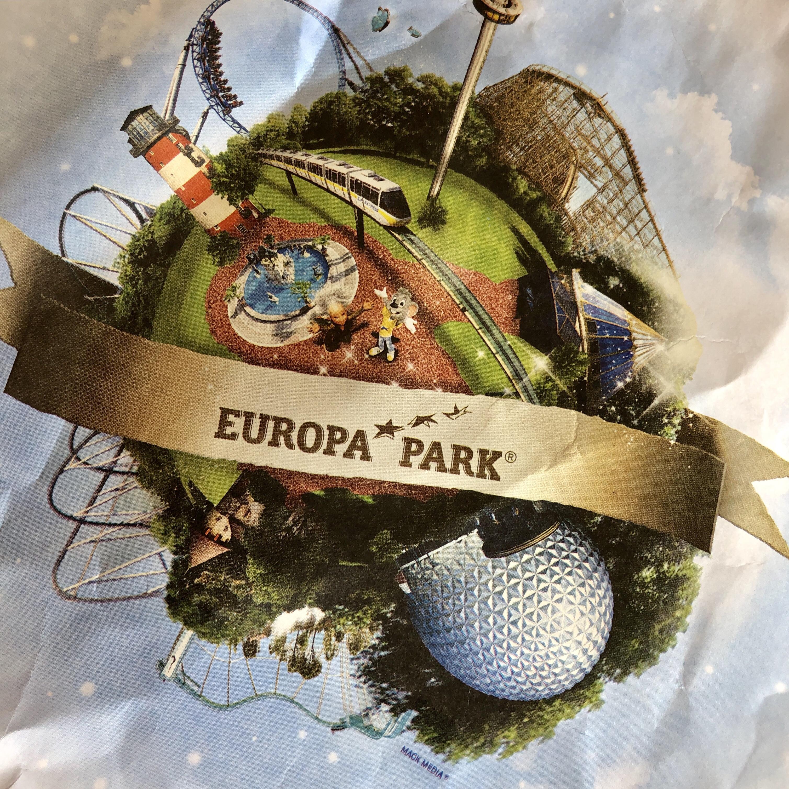 uitje, europa park