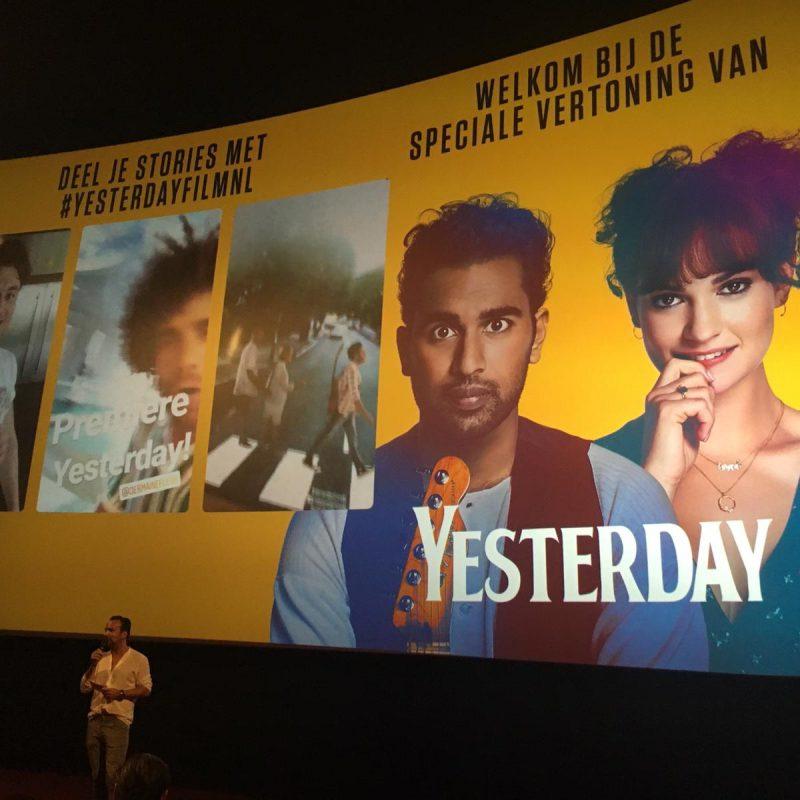 Op 26 juni is het Wereld Beatles Dag. Een dag na de première van 'Yesterday'