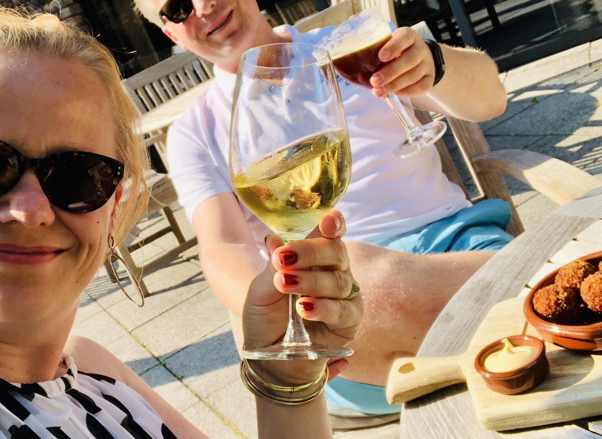 echoput apeldoorn, uitje, huwelijk, wijn