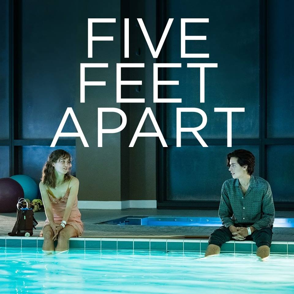 Five Feet Apart Kitap: #FiveFeetApartNL Welke Film Heeft Jou Intens Geraakt?