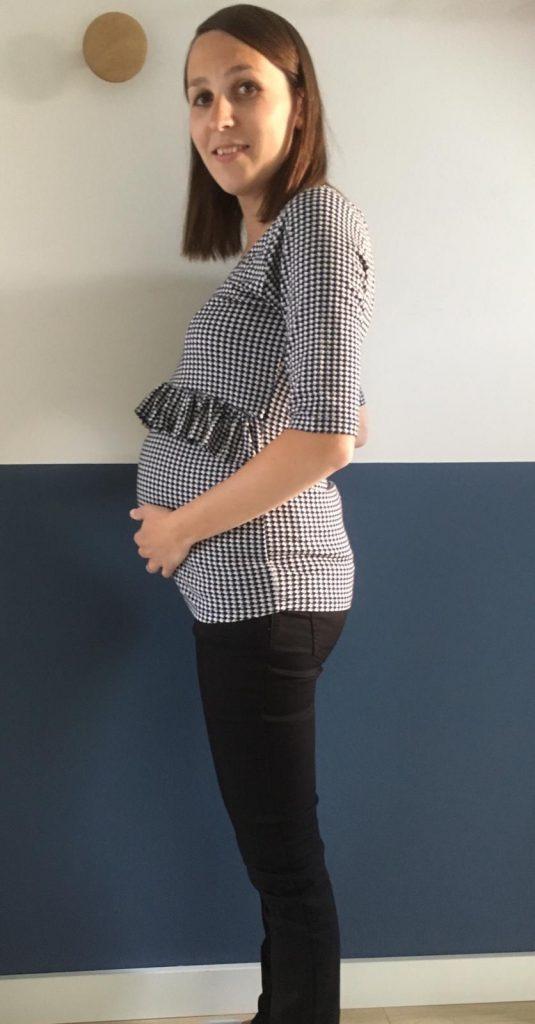 slijmprop,, zwangerschapskleding uitzet