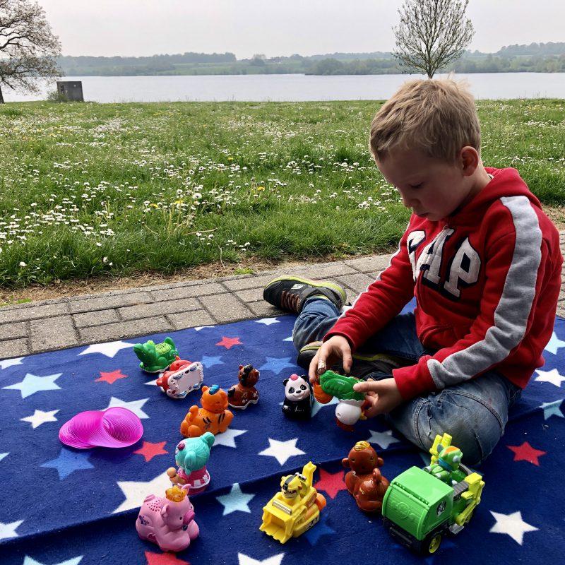 Goed Speelgoed! De tien speelgoedregels helpen bij de keuze