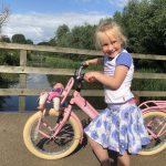 leren fietsen, fietsenopfietsen, fiets, kinderfiets