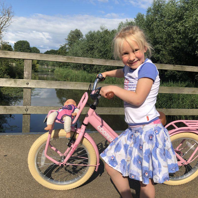 De ultieme tips om je kind te leren fietsen