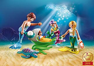Playmobil, onderwaterwereld
