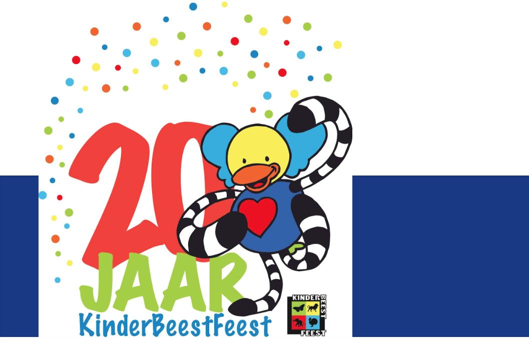 Het KinderBeestFeest in Artis vrijdag 14 juni 2019