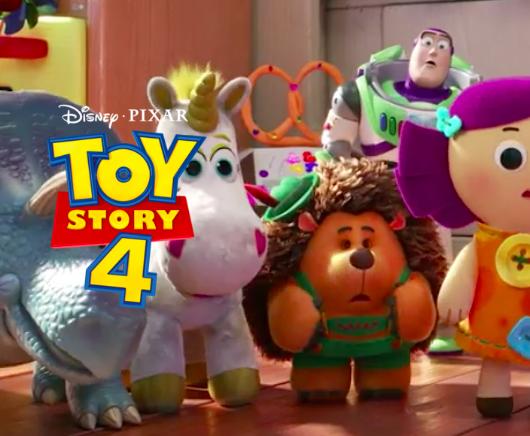 Toy Story 4, disney