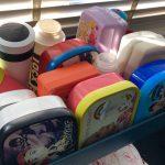 Back to school! Hallo nieuwe avonturen met een gepersonaliseerde lunchbox