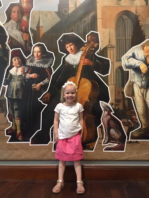 Haarlemse Helden. Zomervakantie in het Frans Hals Museum.