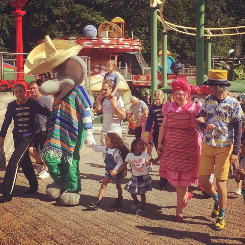 De zomerweken in kinderpretpark Julianatoren