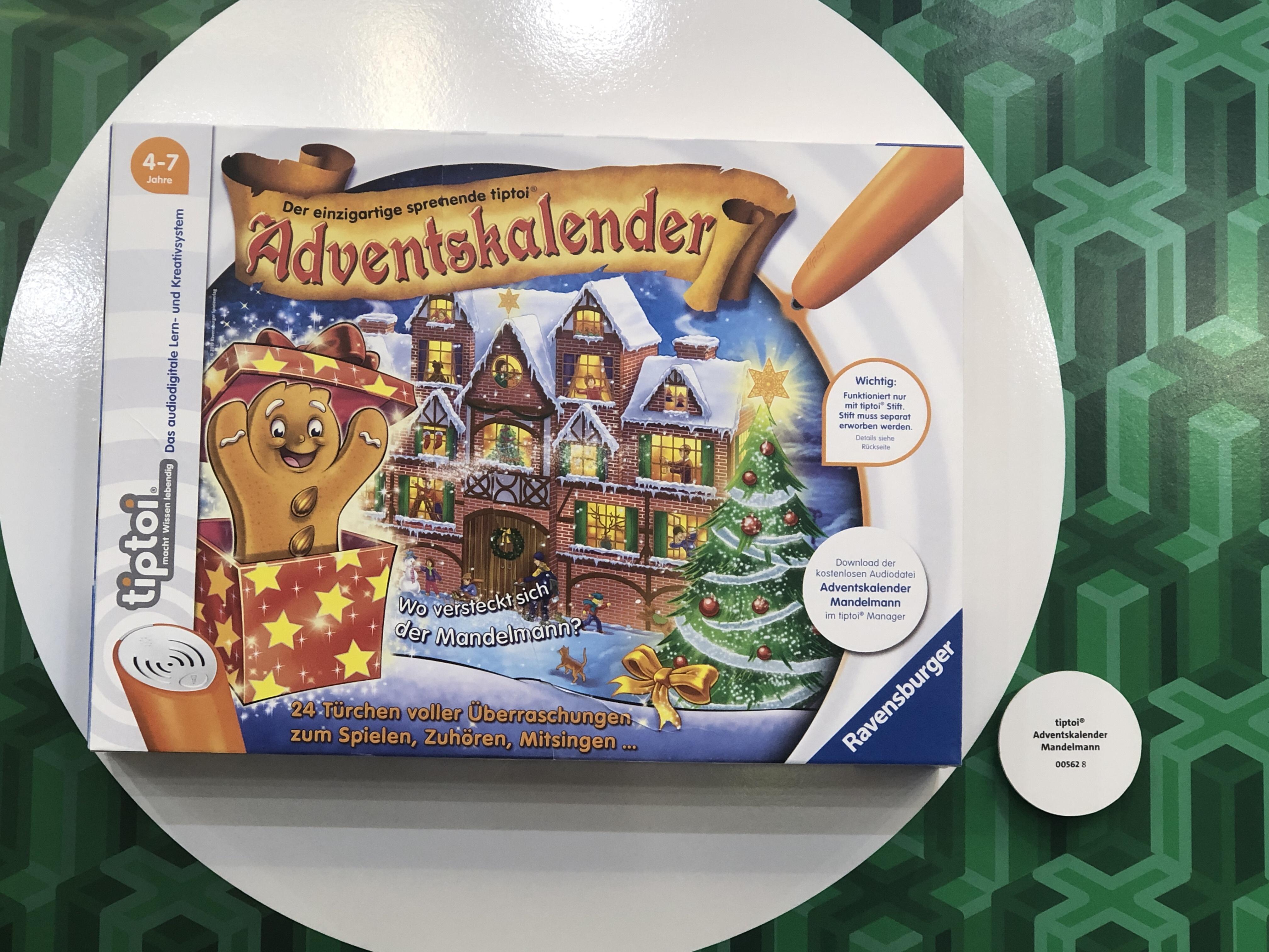 Weihnachtskalender Tiptoi.Tiptoi Het Interactief Leersysteem Van Ravensburger Een Go Or No