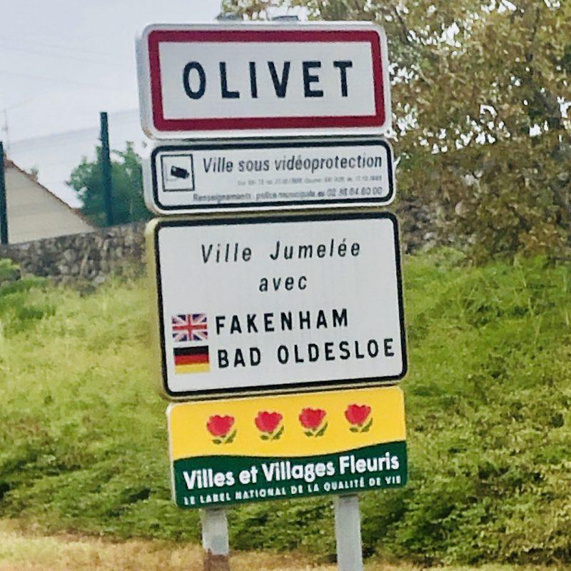 Waarom is onze blognaam Olivette?