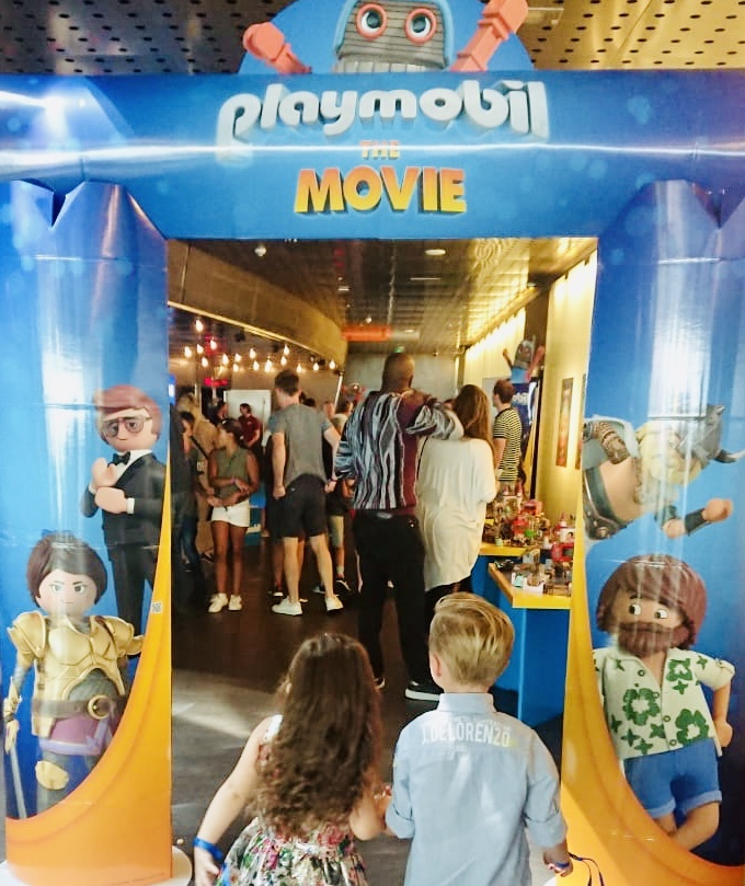 Playmobil the Movie: let's get epic!