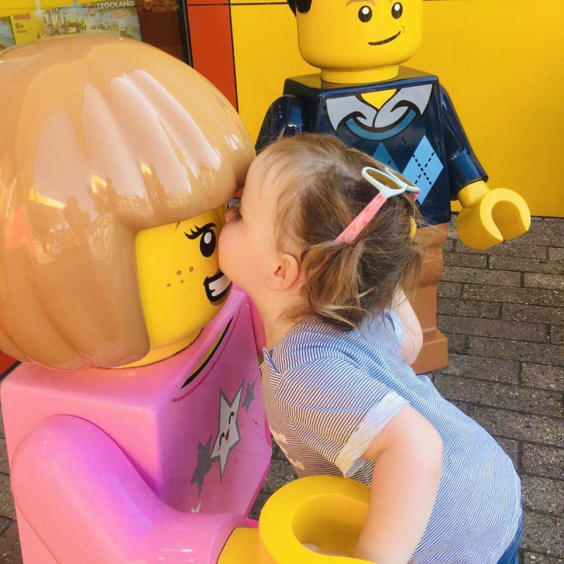 Goed voorbereid naar Legoland Denemarken BILLUND