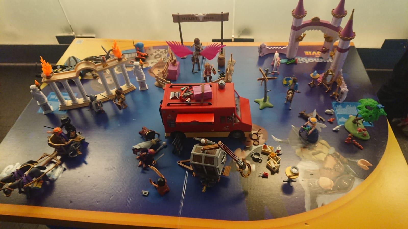 Playmobil the Movie speelgoed dat terugkomst in de film